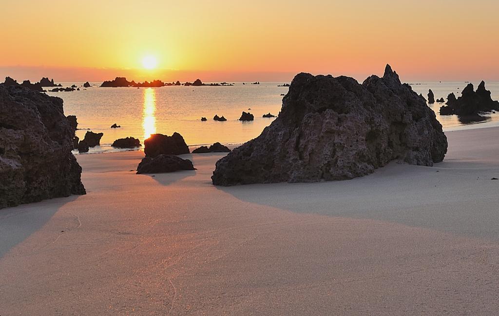Znalezione obrazy dla zapytania Playa de Trengandín, Noja